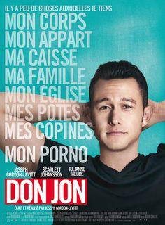 Don Jon est un film de Joseph Gordon-Levitt avec Joseph Gordon-Levitt, Scarlett Johansson. Synopsis : Jon Martello est un beau mec que ses amis ont surnommé Don Jon en raison de son talent à séduire une nouvelle fille ch