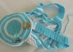 Skladacia háčkovaná eko sieťovka s okrúhlym dnom, fotopostup Crochet Necklace, Jewelry, Fashion, Moda, Jewlery, Jewerly, Fashion Styles, Schmuck, Jewels
