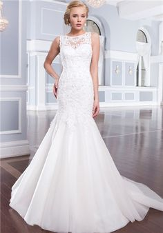Lillian West Wedding Dresses - The Knot Available to order @ Bridal Manor Pretoria. Www.bridalmanor.co.za