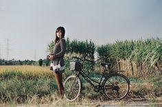 #ulzzang #k-fashion #asian style #cute #nature #girl #fashion #autumn