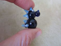 Tiny Blue Dragon: B + D = Baby Dragon