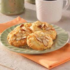 Lemon Oatmeal Cookies by tasteofhome #Cookies #Oatmeal #Lemon