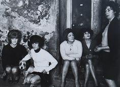©Lisetta Carmi - I travestiti, Genova, 1965 - 1971