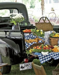 Now that's a picnic!