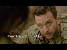 """Whenever he says this I always think """"yeah you are soooo thinking 'Happy' thought"""""""