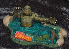 Creature From The Black Lagoon - Model