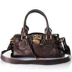 Chloe Paddington Shoulder Handbag Chloe Paddington, Chloe Handbags, Wholesale Handbags, Michael Kors Hamilton, Shoulder Handbags, Leather Bag, Shoulder Strap, Purses, My Style