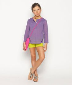 a shock of bright #kids #fashion