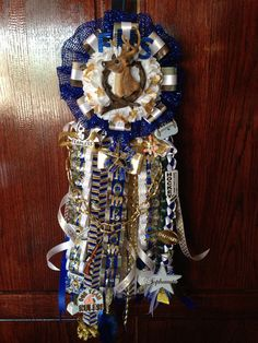Camo & Hunting Homecoming Garter