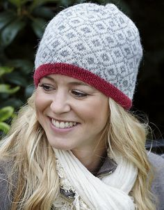 Fair Isle Knitting Patterns, Knitting Designs, Knit Patterns, Knitting Projects, Easy Knitting, Loom Knitting, Knit Crochet, Crochet Hats, Knitting Accessories