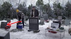 "This grave that reads ""Mother"" may've been foreshadowing the series' ending."