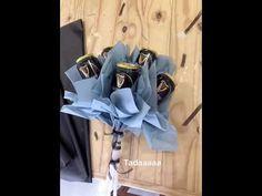 Beer Bouquet, Man Bouquet, Food Bouquet, Gift Bouquet, Valentines Gifts For Boyfriend, Valentines Diy, Boyfriend Gifts, Gift Wrapper, Diy For Men