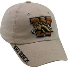 hot sales 0c01b 4aab7 University Of Western Michigan Broncos Home Baseball Cap - Walmart.com
