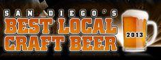 We got nominated for San Diego's Best Beer 2013 - go vote!!