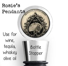TRIPLICATE PLAYING CARDS Bottle Stopper by RosiesPendants Unique Gifts For Dad, Best Dad Gifts, Cool Gifts, Wine Bottle Corks, Wine Bottle Stoppers, Last Minute Gifts, Tequila, Customized Gifts, Playing Cards
