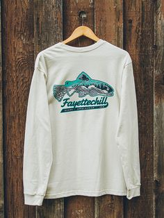 Gear Fish #Fayettechill // Gear fish sweater- perfect for fishing mode
