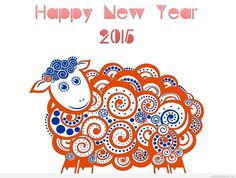 Year Of The Sheep...