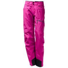Roldal Perf. Shell Ins. Pants Woman 2012
