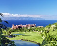 ABAMA GOLF & SPA RESORT - Guía de Isora, Tenerife Spain (Canary Islands)