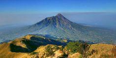 Mount Merbabu,, Central Java