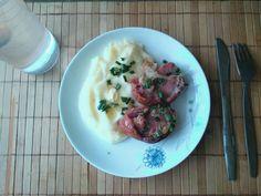 Sekana aneb dnesni obidek #czech #cz #food #lunch