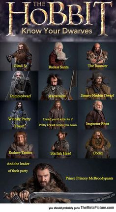 The Hobbit According To My Mom