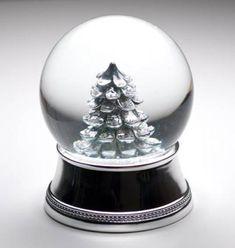 snow globes | Christmas snow globe