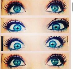 ★ Her eyes are perfect ★