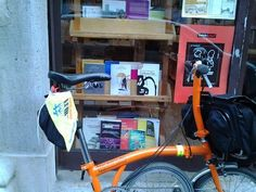 """My novel """"Nel nome di Marco"""" in Libreria Popolare di via Tadino bookshop, Milan, Italy. Thanks to Maria Gabriella Berti"""