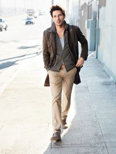 Men's casual street style | Andres Velencoso