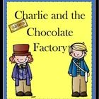 Charlie and the Chocolate Factory Motivating and Comprehensive Novel Unit - Mary Cummings