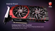 MSI Twin Frozr V:The Revolution of Thermal Design