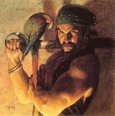 Pirates Oil Paintings | Art Resource Websites