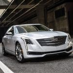 A stunning new flagship Cadillac CT6, a large, luxury sedan has attracted a lot of attention and enthusiastic response at the New York auto show...