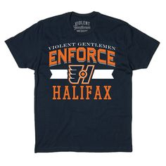 For Hockey fans of the movie Goon 2 and those that live the Hockey lifestyle find this t-shirt and more at the Violent Gentlemen online store. Gentleman, Hockey, Tees, Mens Tops, T Shirt, Products, T Shirts, Tee, Tee Shirts