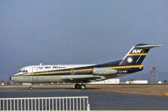 Air Nauru Fokker South Pacific, Pacific Ocean, Air Nauru, Pacific Airlines, Vatican City, Planes, Travel Destinations, Aircraft, Commercial
