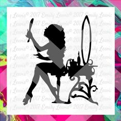 Woman silhouette svg - beauty svgs - beauty svg fi…