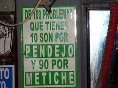 dichos mexicanos