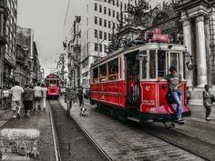 İstanbul gezilecek yerler / Nostaljik tren https://gezimanya.com/turkiye/istanbulda-gezilecek-yerler