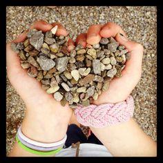 Summer ❤Love Rocks