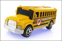 matchbox - school bus