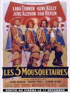 Les Trois Mousquetai