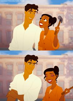 They are my favorite Disney couple