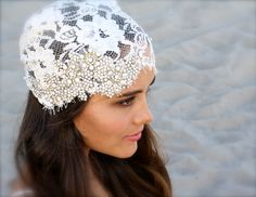 Hair Inspiration for Brides Who Hate Veils