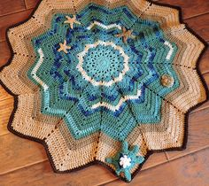 Beach Themed Throw Blanket Stunning Sea Star Blankethand Crochet Baby Sea Turtle Starfish Ocean Design Ideas