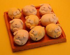 Piggy Tic Tac Toe