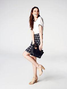 Cuma geliyor gülümsemesi işte böyle içten olur! #bluz #style #topuklu #ayakkabı #hghshoes #bags #skirt #etek #trend #style #styleoftheday #koleksiyon #mood #trend #iline #eegance #shopping #woman #grils #cool #etek #ayakkabı #spring #bahar #DeFacto #SenDeRahatla