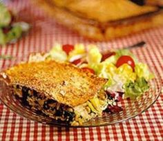 Lasagna recipe for the Jewish holiday of Passover or Pesach