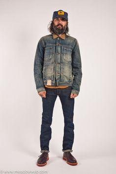 Edwin panhead jacket