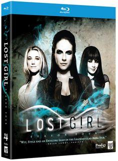 Lost Girl Blu-ray Season 4 (D) LiveAction